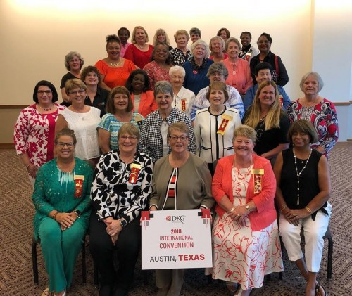 Virginia Members at 2018 International Convention